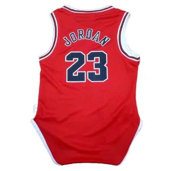 473dfc87fc96 Michael Jordan baby infant jersey sizes 6-18 Month